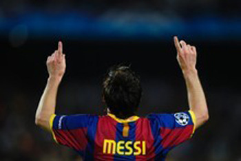 Messi is King