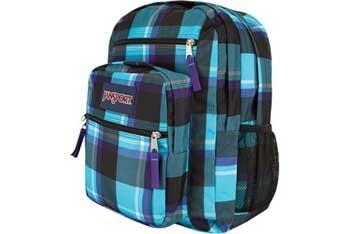 Jansport big student backpack, $44.99, Tillys.com