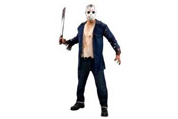 Friday the 13th Jason costume, $39.99, Target.com