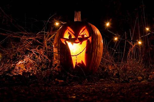 We love Halloween!
