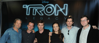 Tron: Legacy Cast Members
