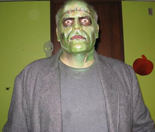 Frankenstein Makeup