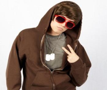 Justin Bieber Halloween Costume