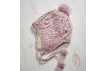 Cable knit trapper hat, AmericanEagle.com, $24.50