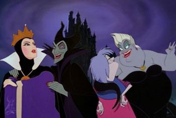Disney Witches
