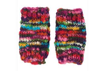 Monique multi mittens, Delias.com, $12.50