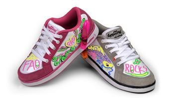 Graffeeti Shoes