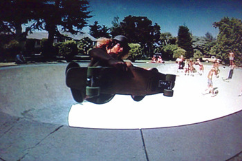 First Frontside Air