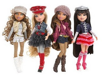 Bratz Party Dolls