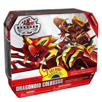 Bakugan Dragonoid Colossus