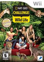 Nat Geo Challenge! Wild Life Box Art