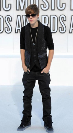 Bieber cool