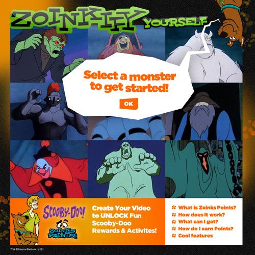 Scooby Doo: Zonkify