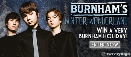 Burnham's Winter Wonderland Contest