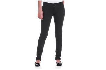 Skinny black jeans, $14, at WalMart.com