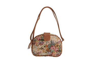 Ecote tapestry cross-body bag, $38, at Urban Outfitters