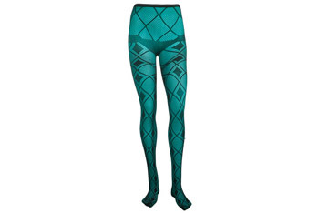 Diamond fishnet tights, $10, Wetseal.com