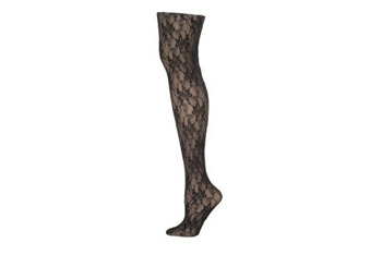 Floral lace tights, $8, NewLook.com
