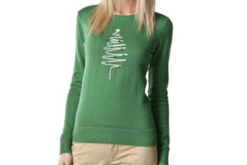 Christmas tree sweater, $25, at Target.com
