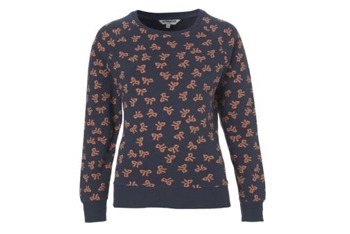 Bow print sweater, $20, at NewLook.com