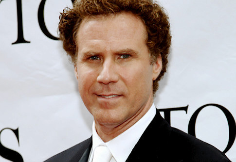 Comedy actor Will Ferrell cracks us up!