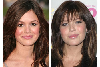 Separated at Birth: Rachel Bilson