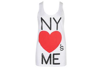 NY Loves You tank, $12,80, Forever21.com