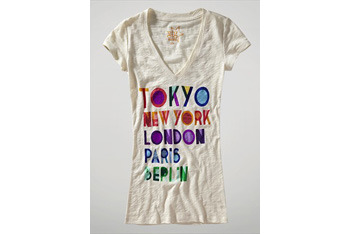 Tokyo t-shirt, $14.90, GarageClothing.com