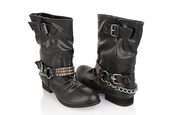 Classy combat boots, $29.80, Forever21.com
