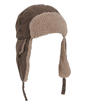 Fleece Lined Trapper Hat, $14.90, at Forever21