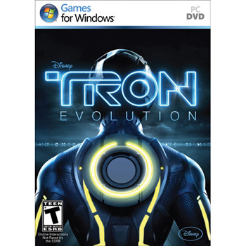 Tron Evolution Game for PC, $44.99, at Best Buy
