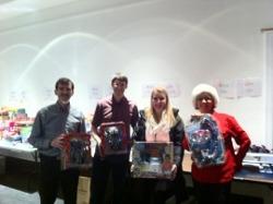 Kidzworld and the UGM team