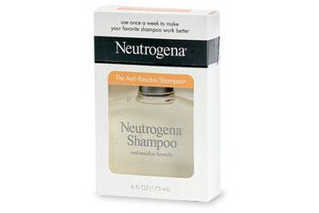 Neutrogena Anti-Residue Shampoo, $5.99