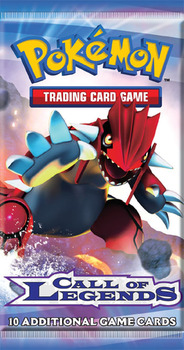 Pokémon TCG: Call of Legends