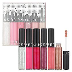Sephora Ultra Shine Lipgloss set, $18, at Sephora.com