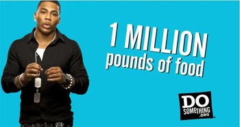 Help Nelly Tackle Hunger