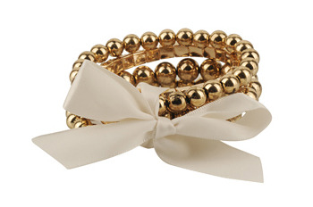 Stella stretch bracelet set, $5.80, at Forever21.com