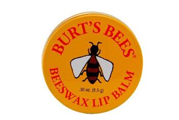 Burt's Bees Lip Balm Tin, $2.99