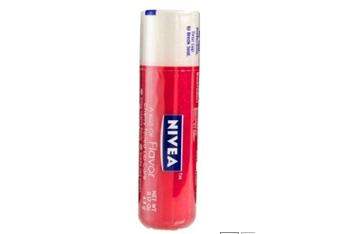 Nivea A Kiss of Flavor Lip Tint in Cherry, $2.99