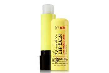 C.O. Bigelow Lemon Lip Balm, $7.50, at Bath and Body Works
