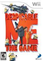 Despicable Me: The Game Cover