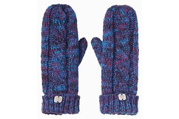 Marled Knit Mitt, $8.90, at GarageClothing.com