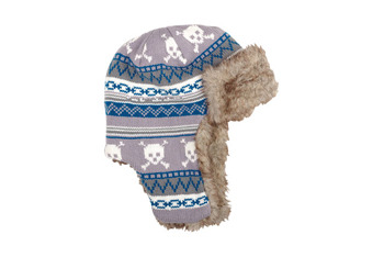 Jo Jo Skull trapper hat, $24.50, at Delias.com