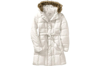 Frost Free Hooded coat, $69.50, at OldNavy.com