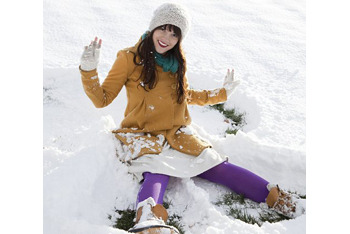 Snow Bunny Style!