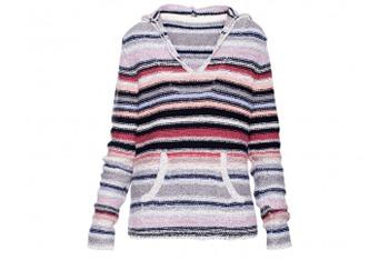 TNA Baja pullover hoodie, $85, at Aritzia.com