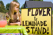 Start a Lemonade or Flower Stand
