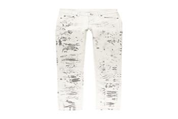 Bluenotes Grey Tie Dye skinny jeans $39.50