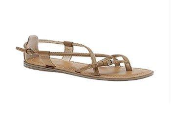 """Aldo 'Gorill"""" gladiator sandals $40"""