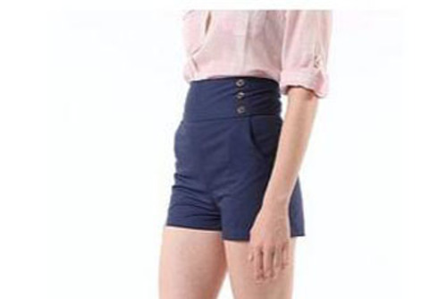 "Urban Outfitters ""Lucca Couture"" sailor shorts $48"